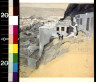 Corwin Knapp Linson / Houses on the side of the Acropolis / 1901?
