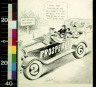 John T McCutcheon / All will be well with Prudence at the wheel / c1926