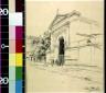 Eric Pape / Chapel Fesch, Ajaccio, Corsica / 1894
