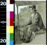 Howard Pyle / Leander / 1879?