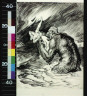 W. A Rogers / The gorilla of the sea / 1918?