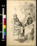 John Sloan / Mr. Sawler began to laugh / 1909