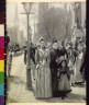 W. T. Smedley / Easter Sunday on Fifth Avenue / 1890?