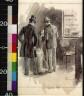 W. T Smedley / Men looking at ticker tape in broker's office / 1894