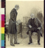 W. T Smedley / The doctor waited quietly before him / 1902?