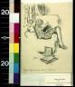 Frederic Dorr Steele / A bare half hour, perhaps, left for her homework / 1928?