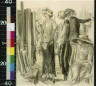 George Hand Wright / She was exclamatory over the paintings / 1923?