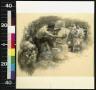 Frederick Coffay Yohn / Imagine him on a slushy, snowy night-- tearing out those packages / 1913?