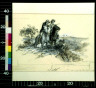 Frederick Coffay Yohn / Man and woman riding horses / 1915?