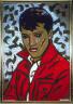 Keith Haring / Elvis Presley / n.d.