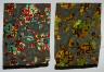 J.B. Martin Company, Inc. / Pair of velvet panels / 1970 - 1975