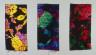 J.B. Martin Company, Inc. / Three velvet panels / 1970 - 1975