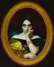 Henri Lehmann / Portrait of Clémentine (Mrs. Alphonse) Karr / 1845