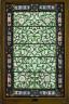 John La Farge / Window (Persian Arabesque) / about 1882