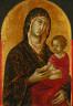 Segna di Buonaventura / Madonna and Child / about 1310