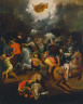 School of Raphael / The Conversion of Saul / about 1540