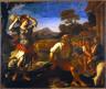Guercino (Giovanni Francesco Barbieri) / Erminia and the Shepherds / 1648 - 1649