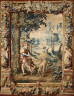 after Bernard van Orley / Awaiting the Chase / about 1650