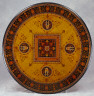 Jackson & Graham / Etruscan table / 1872