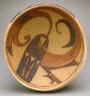 Sikyatki / Polychrome Bowl with Bear Paw / 1625 B.C. - 1400 B.C.