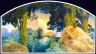 Maxfield Parrish / Dream Castle in the Sky / 1908