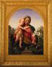 Franz Ittenbach / Madonna and Child / 1855