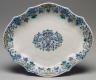 Paul Hannong / Platter / 1740 - 1762