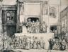 Rembrandt van Rijn / Christ Presented to the People / 1655