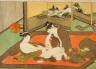 Suzuki Harunobu / Actor Making Love / about 1769