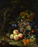 Abraham Mignon / Still Life with Fruits, Foliage and Insects / n.d.