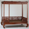 Artist unknown / Canopy Bed / 1628
