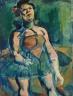 Georges Rouault / Ballet Dancer / 1906