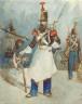 Constantin Guys / French Sapper / 19th Century
