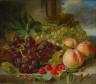 John Wainwright / Still Life with Fruit / 1862