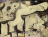 Willem de Kooning / Night / 1948