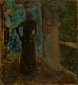 Édouard Vuillard / Les coulisses du Théâtre de l'Oeuvre / about 1894