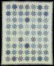 Minnie A. Broderson Reber / Blazing Star, Lemon Star / 1934 - 1935