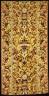 Prelle / Baroque Revival Velvet Panel / 1876