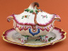 Paul-Antoine Hannong / Covered Tureen with Underplate / about 1749 - 1760
