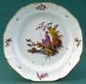 Joseph Hannong / Plate / 1760 - 1780