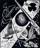 Wassily Kandinsky / Kleine Welten VI, from Kleine Welten portfolio / 1922