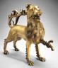 German / Lion Aquamanile / ca. 1400