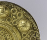 Langobardic / Disk Brooch / Late 6th-first half 7th c.