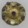 Frankish / Filigree Disk Brooch / 7th c.