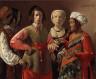 Georges de La Tour / The Fortune Teller / probably 1630s