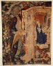 South Netherlandish / Tapestry with the Annunciation / ca. 1410-1430