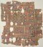 Egyptian / Rug, Fragment of / n.d.