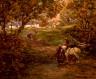 H. Ivan Neilson / An October Pastoral, Cap Rouge, Quebec / 1915