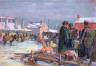 Franklin Brownell / Frozen Meat, Byward Market, Ottawa / 1916