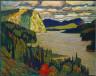 J.E.H. MacDonald / The Solemn Land / 1921